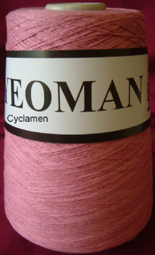 Yeoman Soft Cotton Yarn 2ply - Cyclamen
